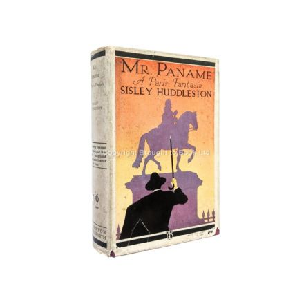 Mr. Paname A Paris Fantasia Sisley Huddleston First Edition 2nd Impression Thornton Butterworth 1926